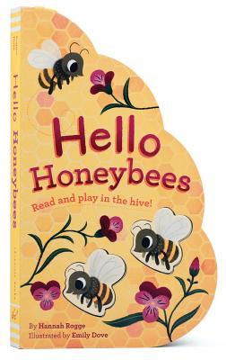 Cover for Hello Honeybees