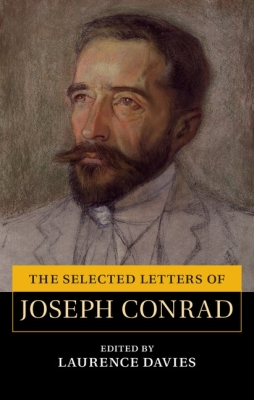 Cover for The Selected Letters of Joseph Conrad (Cambridge Edition of the Letters of Joseph Conrad)