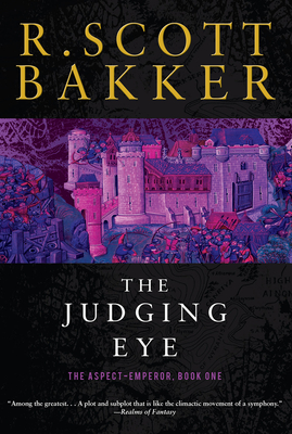 The Judging Eye Cover