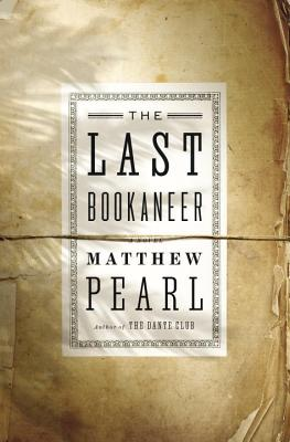 The Last Bookaneer Cover Image