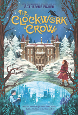 The Clockwork Crow Cover Image