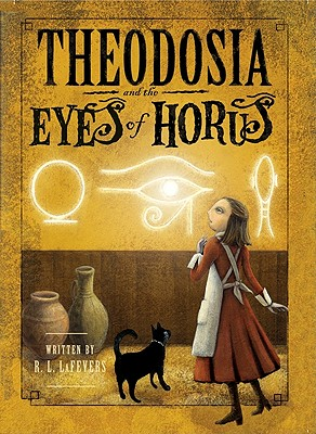 Theodosia and the Eyes of Horus Cover