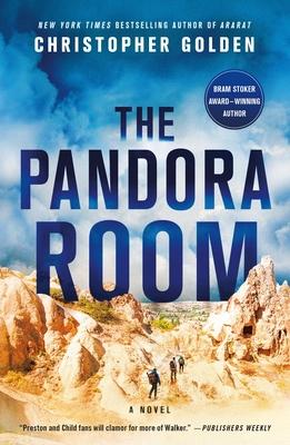 The Pandora Room: A Novel Cover Image