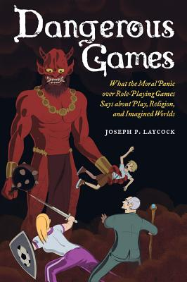 Cover for Dangerous Games