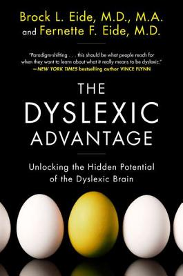 The Dyslexic Advantage Cover