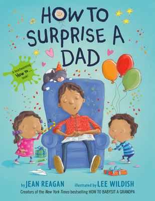 How to Surprise a Dad (How To Series) Cover Image