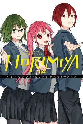 Horimiya, Vol. 14 Cover Image