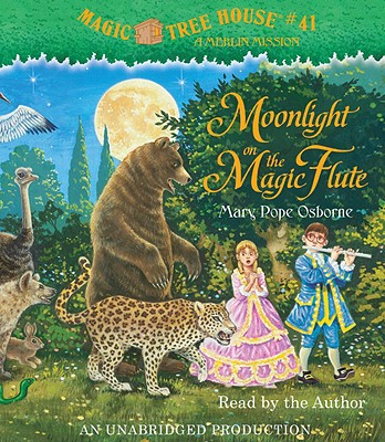 Moonlight on the Magic Flute Cover
