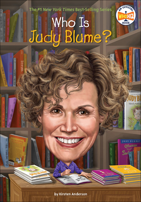 Who Is Judy Blume? (Who Was?) Cover Image