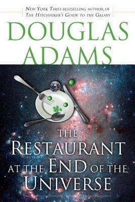 The Restaurant at the End of the Universe Cover
