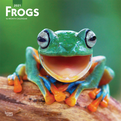 Frogs 2021 Square Cover Image