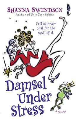 Damsel Under Stress Cover