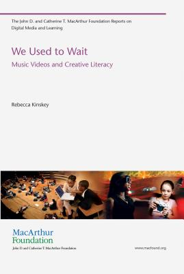 Cover for We Used to Wait