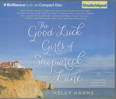 The Good Luck Girls of Shipwreck Lane Cover Image