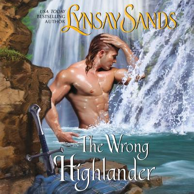 The Wrong Highlander Lib/E: Highland Brides Cover Image