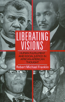 Cover for Liberating Visions