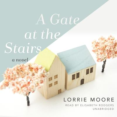 A Gate at the Stairs Cover Image