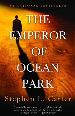 The Emperor of Ocean Park Cover