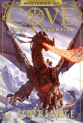 Fires of Invention, 1 (Mysteries of Cove #1) Cover Image