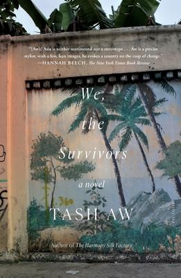 We, the Survivors: A Novel Cover Image