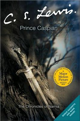 Prince Caspian (adult) (Chronicles of Narnia) Cover Image