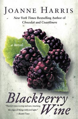 Blackberry Wine: A Novel Cover Image