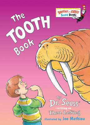 The Tooth Book (Bright & Early Board Books(TM)) Cover Image
