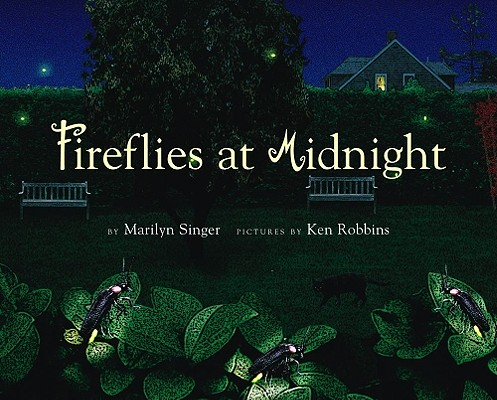 Fireflies at Midnight Cover