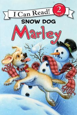 Snow Dog Marley Cover