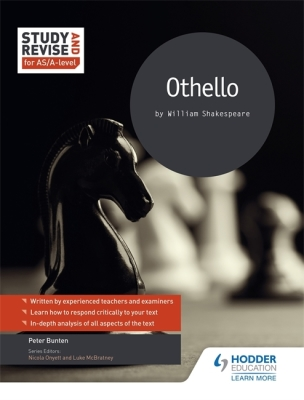 Study and Revise for As/A-Level: Othello Cover Image