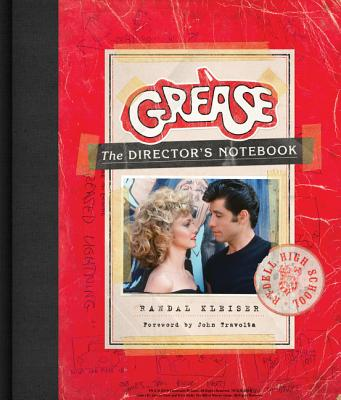 Grease: The Director's Notebook Cover Image