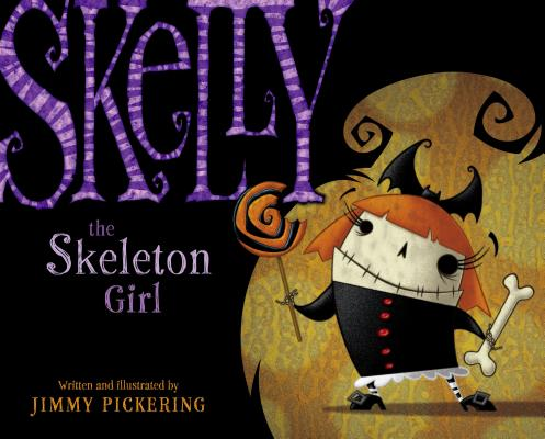 Skelly the Skeleton Girl Cover