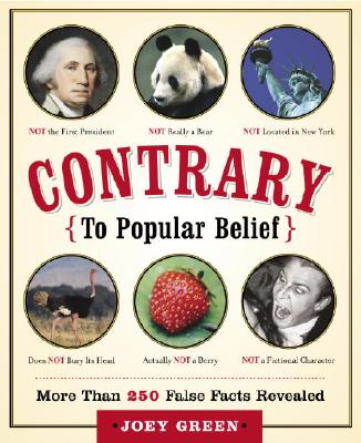 Contrary to Popular Belief Cover
