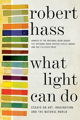 What Light Can Do: Essays on Art, Imagination, and the Natural World Cover Image