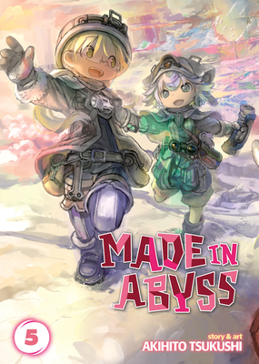 Made in Abyss Vol. 5 Cover Image
