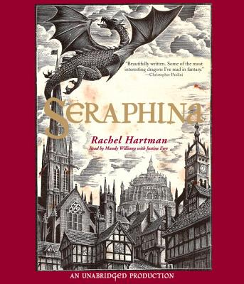 Seraphina Cover Image