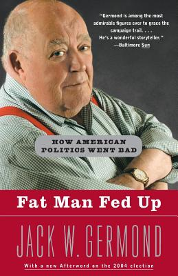 Fat Man Fed Up Cover