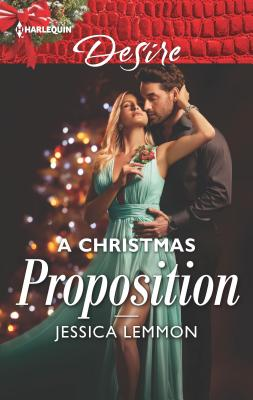 A Christmas Proposition (Dallas Billionaires Club #3) Cover Image