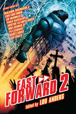 Fast Forward 2 Cover