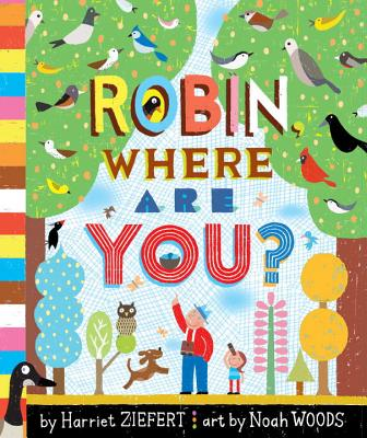 Robin, Where Are You? Cover