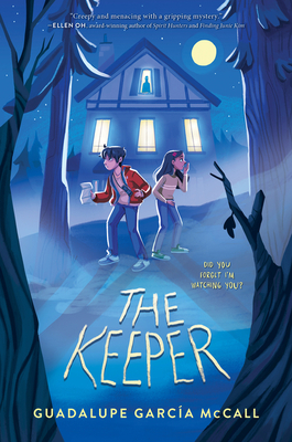 Cover for The Keeper