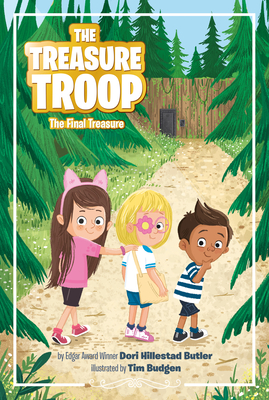 The Final Treasure #4 (The Treasure Troop #4) Cover Image