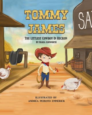 Tommy James: The Littlest Cowboy in Reckon Cover Image