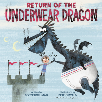 Return of the Underwear Dragon Cover Image
