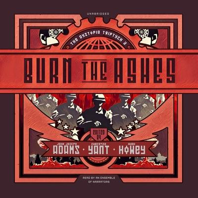 Burn the Ashes Lib/E Cover Image
