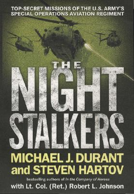 The Night Stalkers Cover
