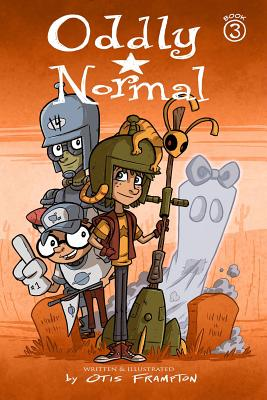 Oddly Normal, Book 3 Cover