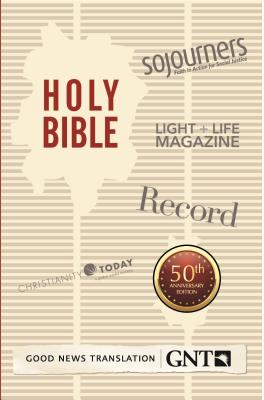Gnt 50th Anniversary Edition Bible Cover Image