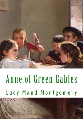 Anne of Green Gables: Large Print Cover Image