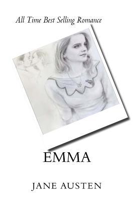 Emma: All Time Best Selling Novel Cover Image